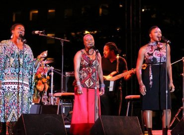Detroit Jazz Festival Day One: A Red Hot Blast of Peace