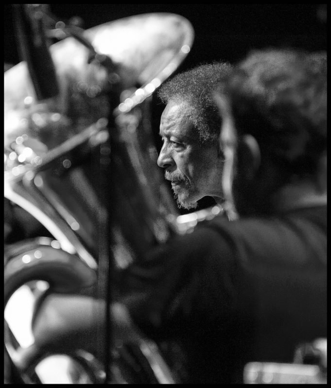Henry Threadgill and Jose Davila at Guelph Jazz Festival 2011