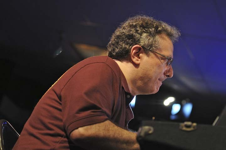 Uri Caine in performance at 2011 Monterey Jazz Festival