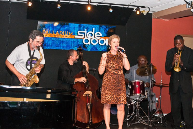 Jammin' with Denise Moore, Rodney Rojas, Billy Pelliteri, Ron Gregg and Dwayne White