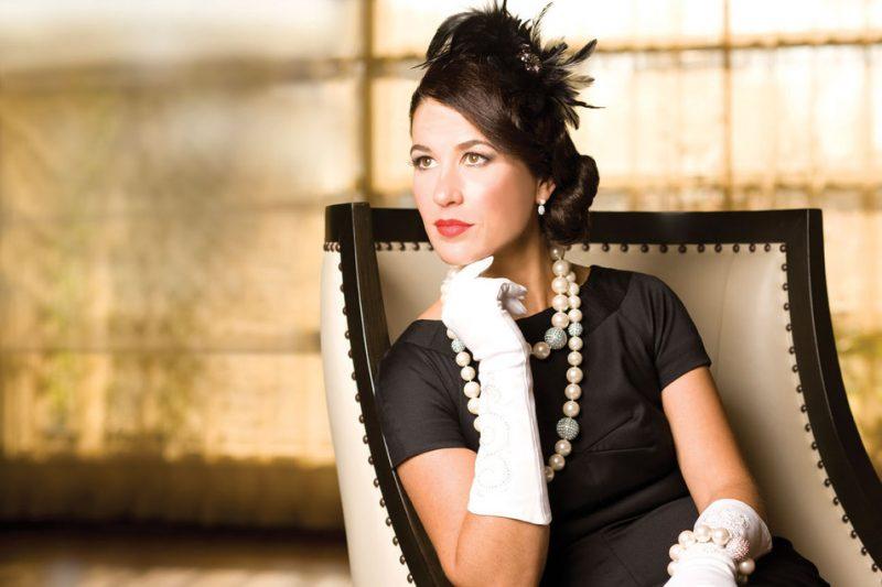 Singer Anna Wilson