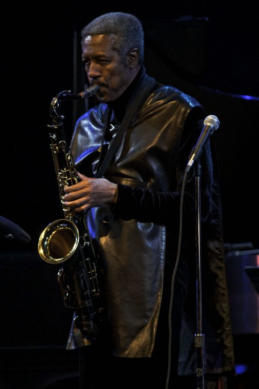 Billy Harper in performance at MCCC in Blue Bell, Pa.