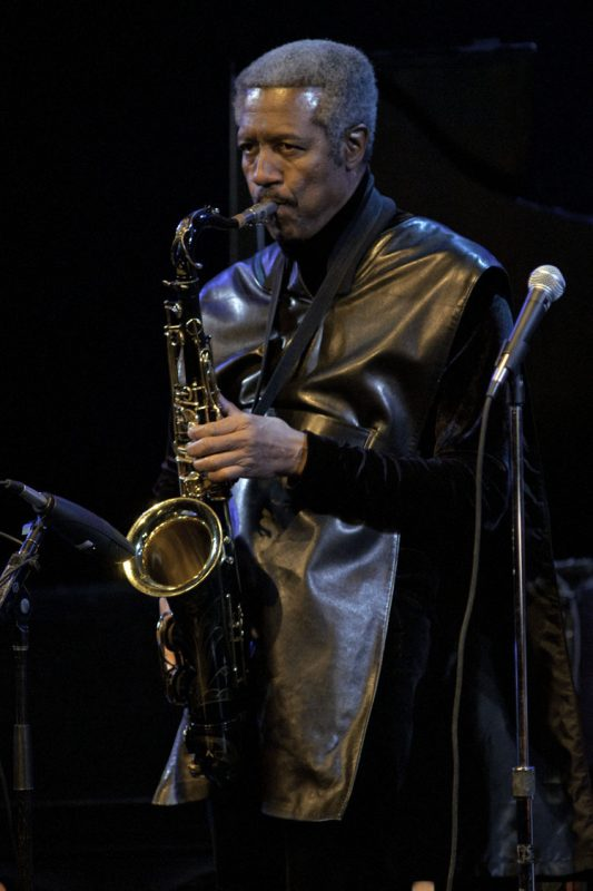 Billy Harper in performance with his Quintet at MCCC in Blue Bell, Pa.