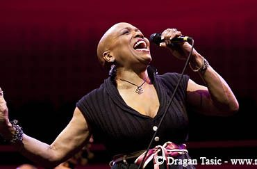 Dee Dee Bridgewater Appears at United Nations World Food Day