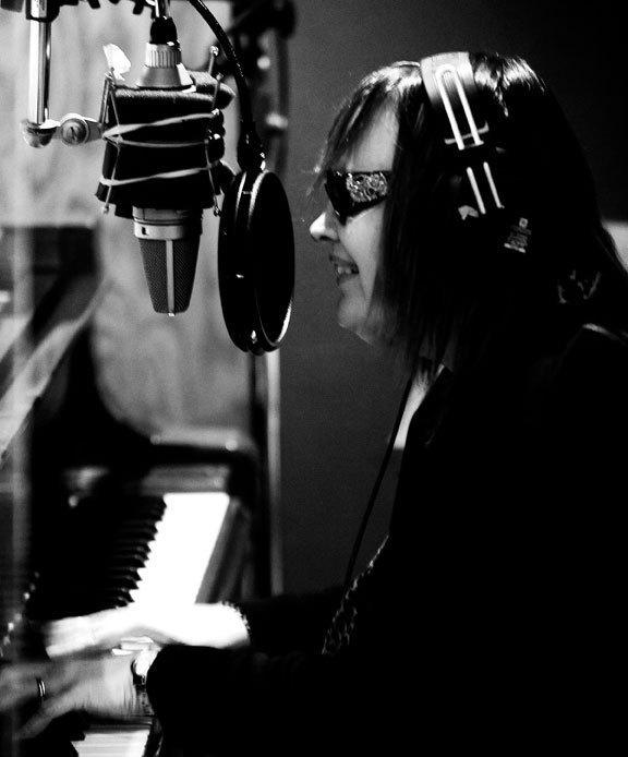 Singer Diane Schuur