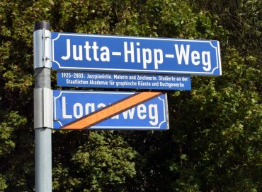 German Street Named After Obscure Blue Note Artist Jutta Hipp