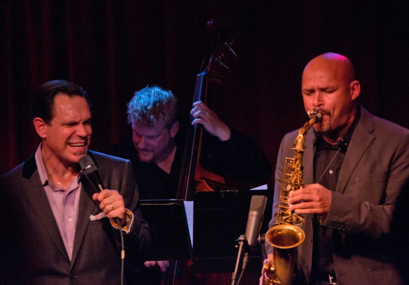 Kurt Elling and Miguel Zenon, Birdland, NYC, 10-25-11