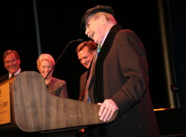 Phil Woods Receives Living Legacy Award