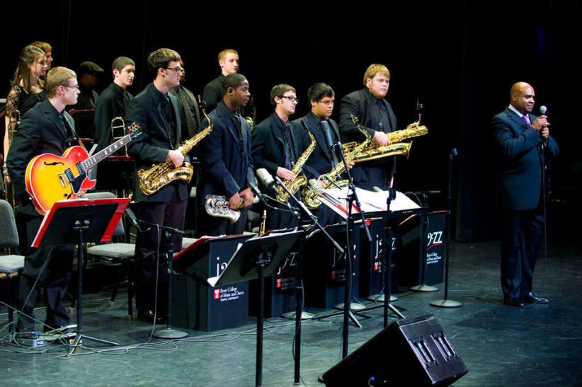 Temple University Jazz Band