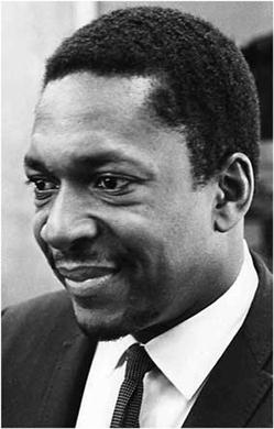 John Coltrane [photo credit: Roy Thompson]
