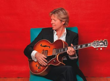 Online Auction for Guitarist Jeff Golub's Medical Needs Created