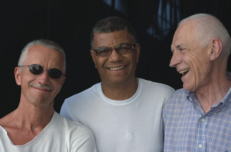 Keith Jarrett, Jack DeJohnette and Gary Peacock