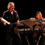 John McLaughlin and Chick Corea image 0