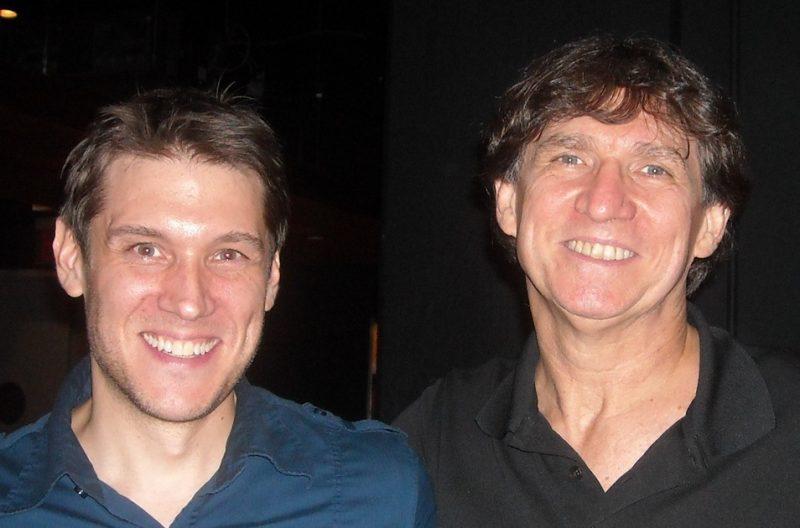 Ben Allison and Russ Davis