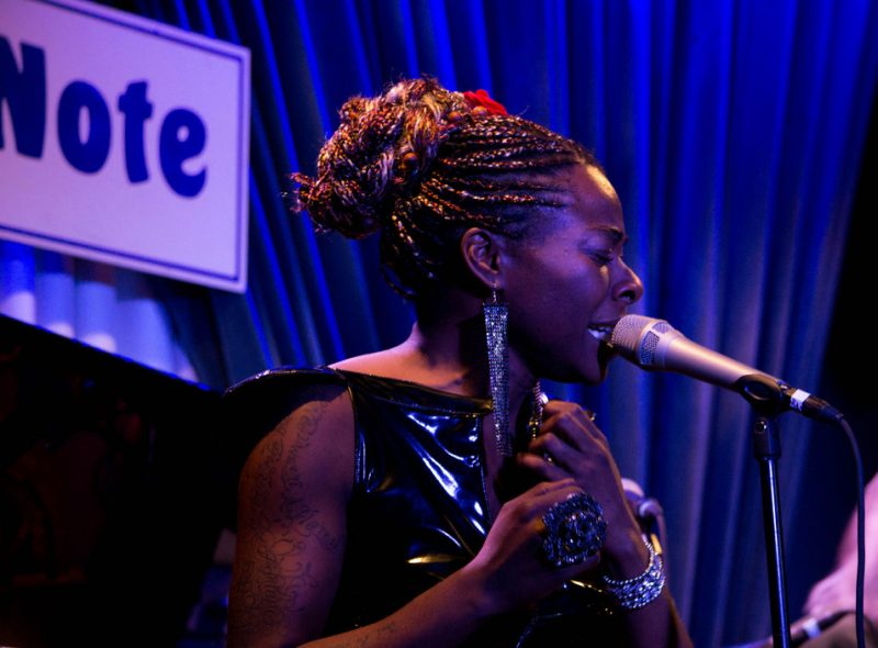 Concha Buika at the Blue Note, 11-11