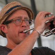 Dave Douglas at 2010 CareFusion Newport Jazz Festival image 0