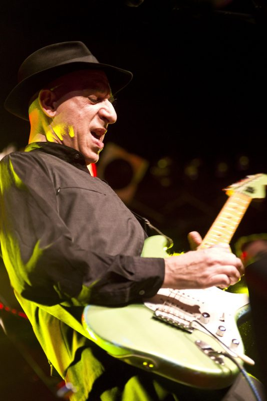 Elliott Sharp, Belgrade Jazz Festival, Oct. 2011