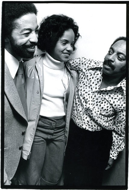 Tony WIlliams, Terri Lyne Carrington, Roy Haynes