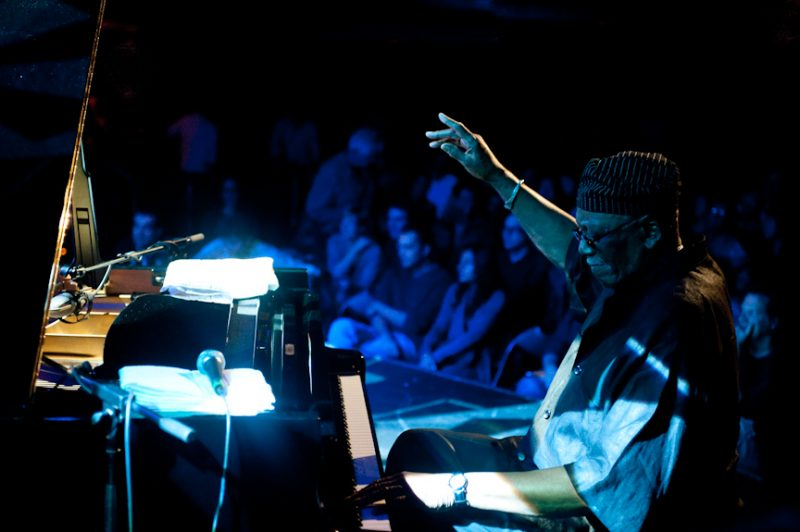 Randy Weston at Vol-Damm Barcelona Jazz Festival