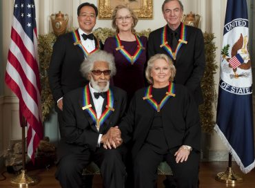 Kennedy Center Honors with Sonny Rollins to be Broadcast Dec. 27