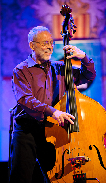 Dave Holland at the 2011 Barcelona International Jazz Festival
