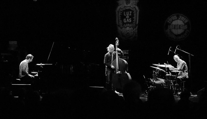 Neil Cowley Trio, Barcelona Jazz Festival, Oct. 21, 2011