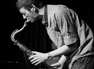 Secret Architecture at the Jazz Bar in Edinburgh, Scotland, 11/26/11