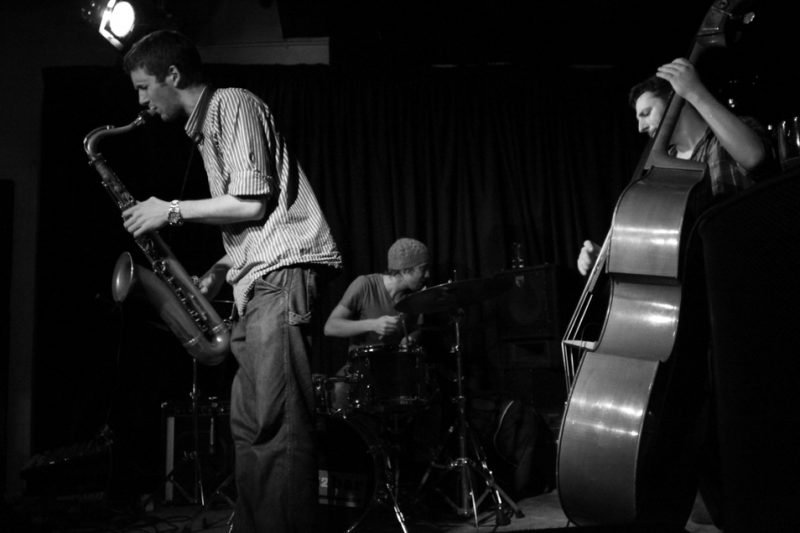 Secret Architecture at the Jazz Bar, Edinburgh, Scotland, Nov. 2011