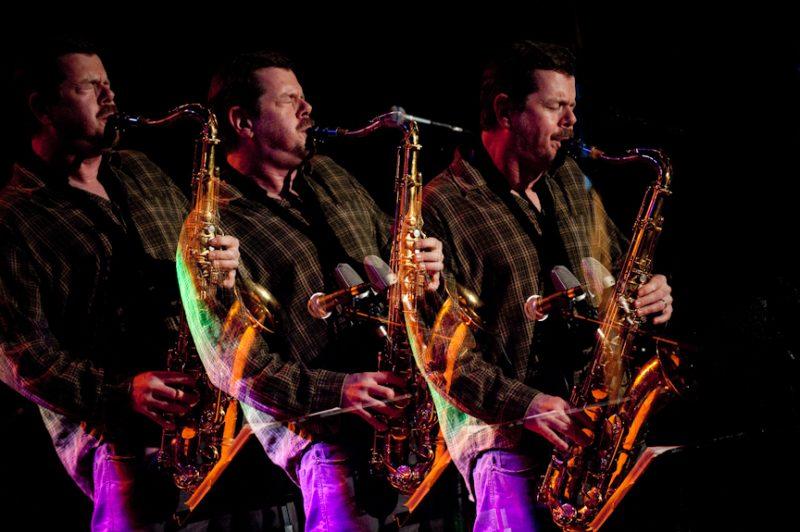 Ken Vandermark at 2011 Voll-Damm Barcelona Jazz Festival