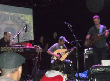 Club d'Elf at Le Poisson Rouge in NYC: A New Swing