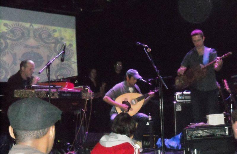 John Medeski with Club D'Elf