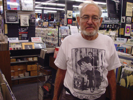 Bob Koester of Jazz Record Mart