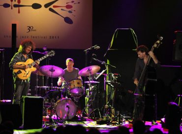 Pat Metheny: Interview in Israel