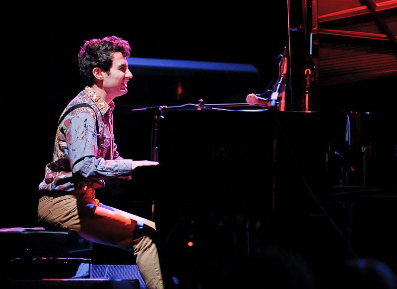 Tigran Hamasyan at the 2011 Barcelona International Jazz Festival