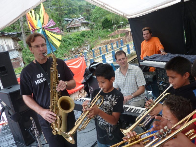 Tim Armacost of Paul Beaudry & Pathways in Honduras