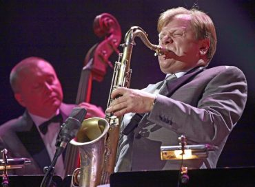 Russian Saxophonist Igor Butman Celebrates 50th Birthday with All-Star Concert