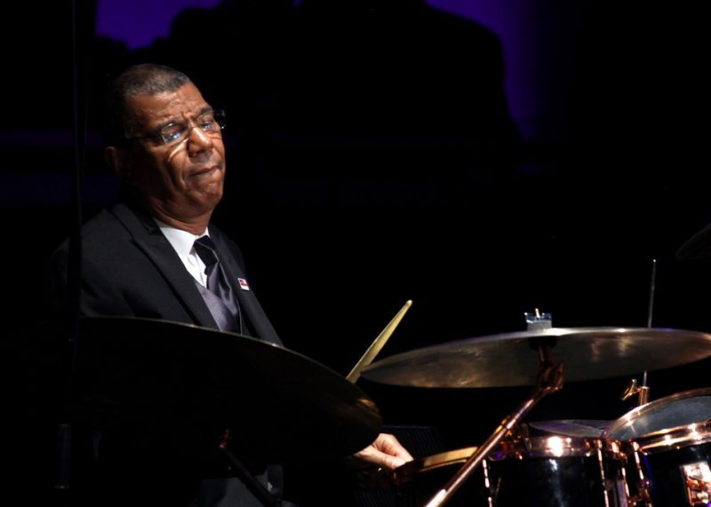 Jack DeJohnette at the 2012 NEA Jazz Masters awards