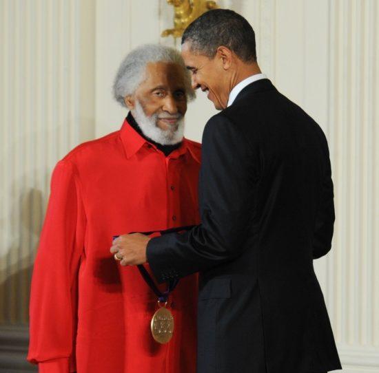 Sonny Rollins and President Obama image 0