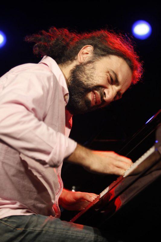 Stefano Bollani, Belgrade Jazz Festival, Oct. 2011