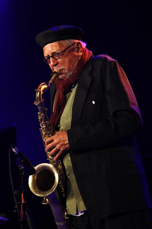 Charles Lloyd, Skopje Jazz Festival, Oct. 2011