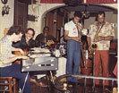 Uri Caine and friends in Philadelphia, 1978. Photo courtesy Bootsie Barnes