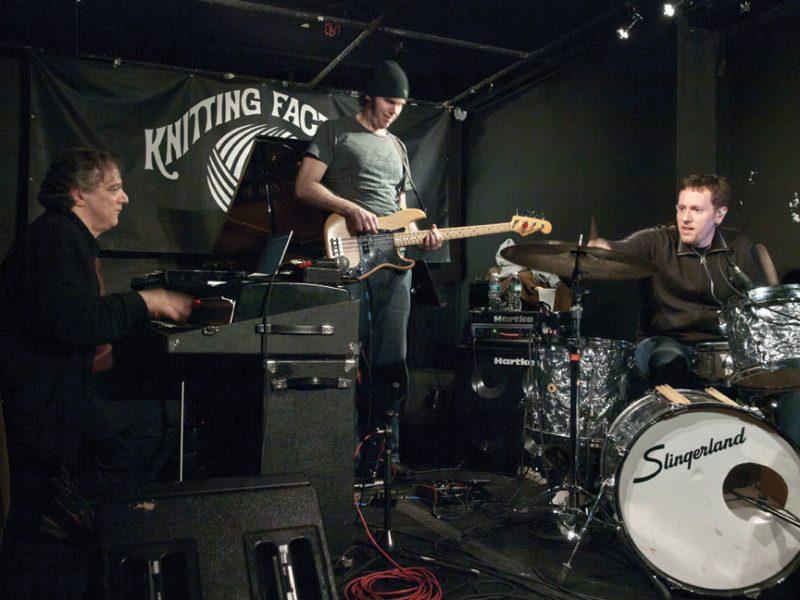 Uri Caine, Tim Lefebvre, Zach Danziger: aka Bedrock, 2008