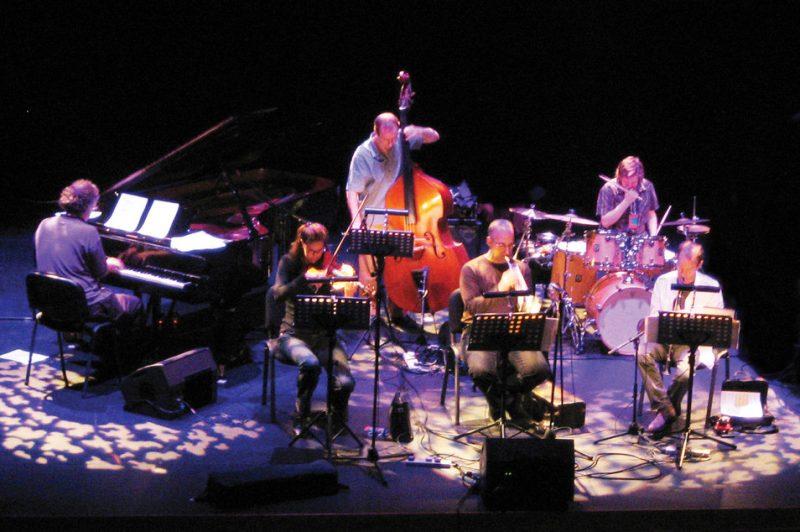 Uri Caine Ensemble, China, 2007