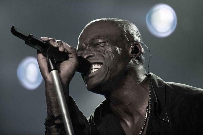 Seal at North Sea Jazz 2011