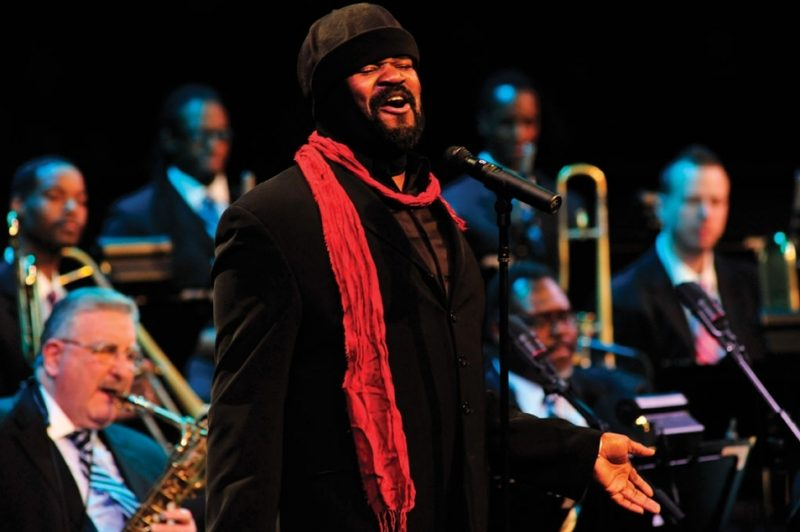 Gregory Porter & the Jazz at Lincoln Center Orchestra
