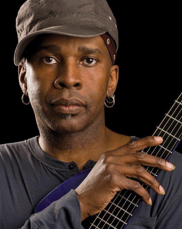 Guitarist Vernon Reid