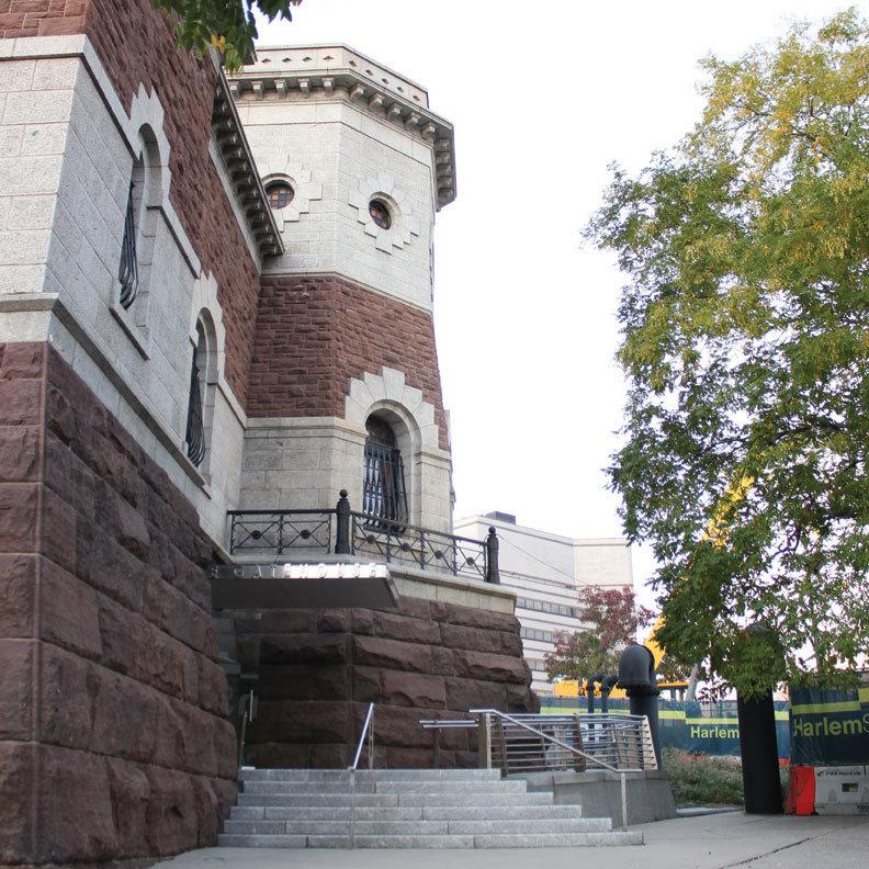 Harlem Stage Gatehouse