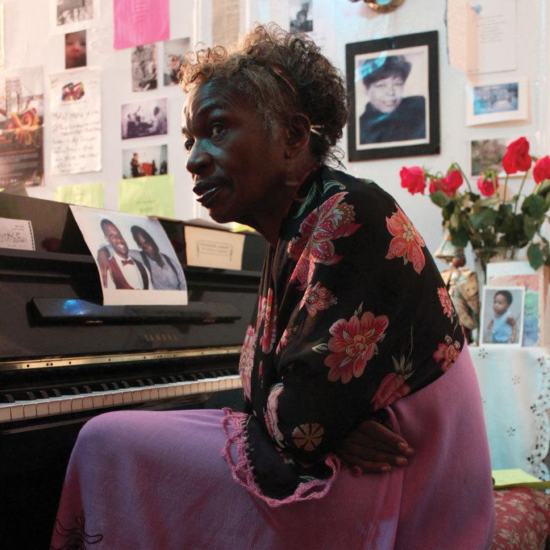 Marjorie Eliots Parlor Jazz