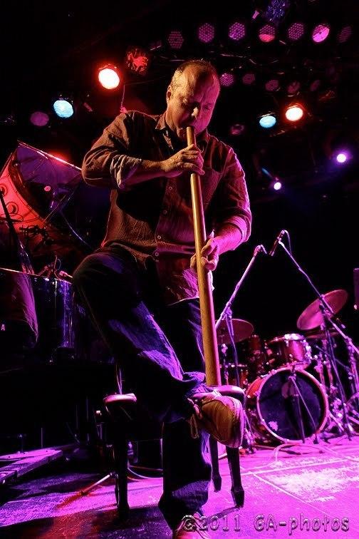 John Medeski at Winter Jazz Fest 2012
