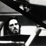 Bill Evans at the piano image 0